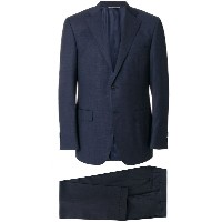 Canali - two piece formal suit - men - キュプロ/ウール - 48