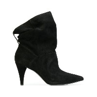 Michael Kors - pointed-toe ankle boots - women - レザー/rubber - 37.5
