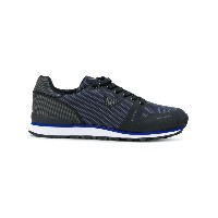 Armani Jeans - レースアップスニーカー - men - ポリアミド/Synthetic Resin/rubber - 43
