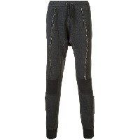 Undercover - zipper track pants - men - コットン - 5