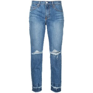 Nobody Denim - Bailey Jean Ankle Praised ジーンズ - women - コットン - 29