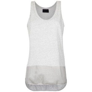Andrea Bogosian - sleeveless sweatshirt - women - コットン/ポリエステル - P