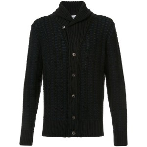 Brioni - shawl collar cardigan - men - バージンウール - L