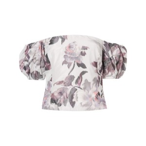 Brock Collection - Boie floral blouse - women - シルク/ポリエステル - 6