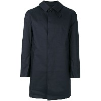 Mackintosh - fitted tailored coat - men - コットン - 48