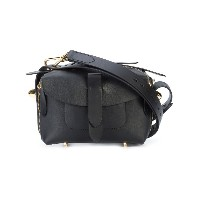 Pugnetti - Micro Lift bag - women - レザー - ワンサイズ