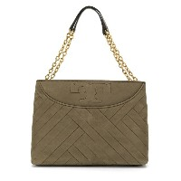 Tory Burch - 41466 312 Leather/Fur/Exotic Skins->Suede - women - スエード/ポリエステル - ワンサイズ