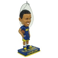 NBA ウォリアーズ ステファン・カリー ステフィン・カリー 3ポイント記録達成記念 ボブルヘッド Forever Collectibles レアアイテム