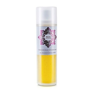 RenMoroccan Rose Otto Body Wash (Unboxed)レンモロッカンローズオットーボディウォッシュ(箱なし) 200ml/6.8oz【楽天海外直送】