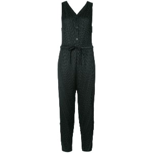 Pleats Please By Issey Miyake - Thicker Bounce Jumpsuit - women - ポリエステル - 1