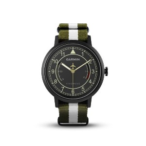 【送料無料】GARMIN 腕時計 vivomove Military 159735 [159735]