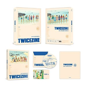 TWICEZINE JEJU ISLAND EDITION