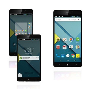 "New M8 Android 5.1 Lollipop Smart Phone Dual Sim GSM Unlocked Wireless 6"" QHD"