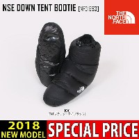 THE NORTH FACE ノースフェイス ブーツ ヌプシ NSE DOWN TENT BOOTIE 靴 NF51693 メンズ レディース