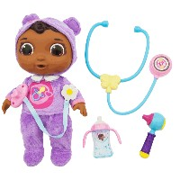 Disney(ディズニー)Doc McStuffins Get Better Baby Cece Doll Playset Doc McStuffins赤ちゃん人形セット