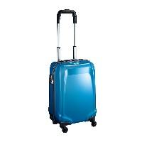 【50%OFF】ProtecA Free Walker 機内持込可 Made in JAPAN スーツケース31L ブルー 旅行用品 > スーツケース