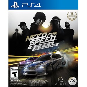 Need for Speed - Deluxe Edition (輸入版:北米) - PS4