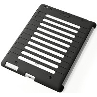OAKLEY (オークリー) iPad 2,3,4用ケース O MATTER iPad Case - 2nd, 3rd, 4th generation / Jet Black [並行輸入品]