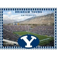 Brigham Young Cougarsジグソーパズル