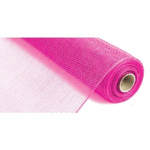"Deco Mesh Ribbon 21""X10yd-Hot Pink (並行輸入品)"