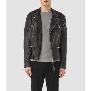 SLADE BIKER (ANTHRACITE GREY)