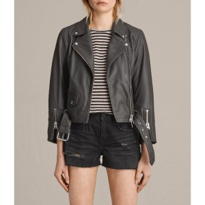 COLE BIKER (Dark Grey)