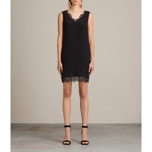【SALE 50%OFF】CAMIA LACE DRESS (Black)