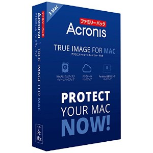 Acronis Acronis True Image for Mac 3 PC