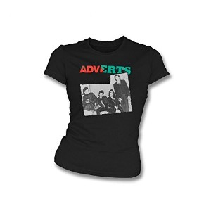 The Adverts Tシャツ