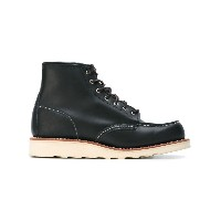 Red Wing Shoes - レースアップブーツ - women - レザー/rubber - 8