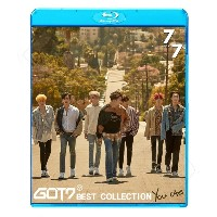【Blu-ray】☆★GOT7 2017 BEST COLLECTION★You Are Never Ever Hard Carry 【ガットセブン KPOP DVD】【メール便は2枚まで】