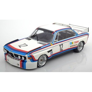 Minichamps 1:18 1973年ニュルベルグリング6時間 BMW 3.0 CSL No.12BMW - 3.0 CSL TEAM BMW MOTORSPORT N 12 WINNER 6h...