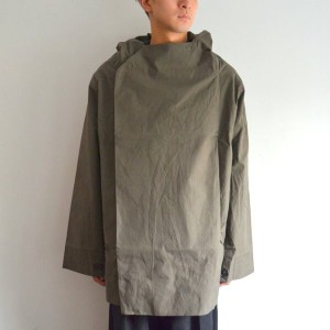 too good(トゥーグッド) / THE BEEKEEPER JACKET SUPERDRY COTTON -EARTH-