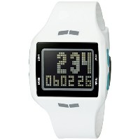 ベスタル Vestal Unisex HLMDP26 Helm Digital Display Quartz White Watch [並行輸入品]