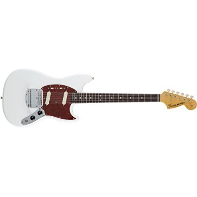 Fender エレキギター MIJ Traditional '60s Mustang Rosewood Arctic White