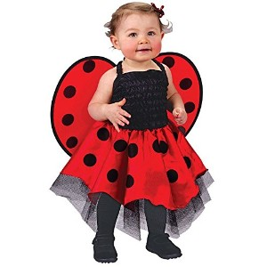 Lady Bug Infant Costume レディーバグ幼児コスチューム サイズ:Infant (Up to 24 Months)