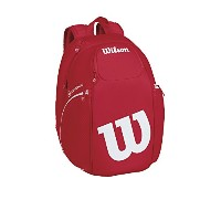 Wilson(ウイルソン) テニス ラケットバッグ VANCOUVER BACKPACK (バンクーバー バックパック) RDWH 2本収納可能 WRZ840796