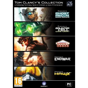 Tom Clancy's Collection (PC) (輸入版)
