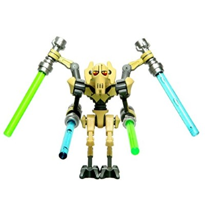 General Grievous Clone Wars - LEGO Star Wars Figure