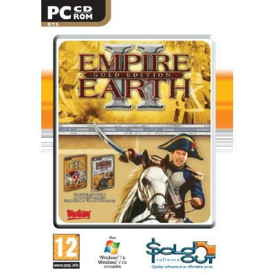 Empire Earth 2, Gold Edition (PC CD-ROM)