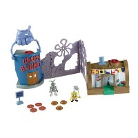 [Fisher-Price]スポンジボブ Krusty Krab プレイセット/Imaginext SpongeBob Krusty Krab Playset/[並行輸入品]