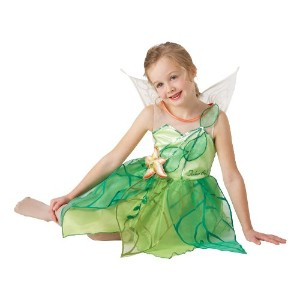 DISNEY PRINCESS (Fairies) Tinkerbell - Kids Costume 5 - 6 years