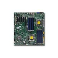 SUPERMICRO X9DBi-F - Motherboard - extended ATX - LGA1356 Socket - 2 CPUs supported - C606 - 2 x...