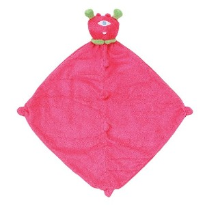 Angel Dear Cyclops Blankie Security Blanket, Fuchsia by Angel Dear