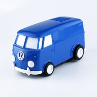 RECORD RUNNER レコードランナー (Volkswagen Type 2, Royal Blue) レコードプレーヤー