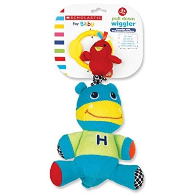 Scholastic Plush Toy, Pull-Down Wiggler by Scholastic