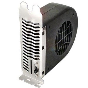 Antec Super Cyclone Blower, Dual PCI Expansion Slot Cooling Fan by Antec
