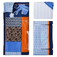 Lambs & Ivy Soho Jungle 3-Piece Baby Boy Bedding Set by Lambs & Ivy