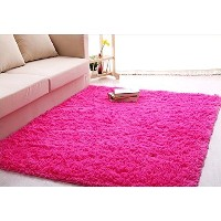 Ultra Soft 4.5 Cm Thick Indoor Morden Area Rugs Pads, New Arrival Fashion Color [Bedroom] ...