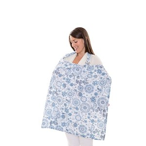 Zenoff Products Nursing Cover, Starry, Sky Blue by Zenoff Products